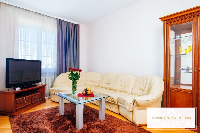 Apartment in the Center of Minsk Belarus